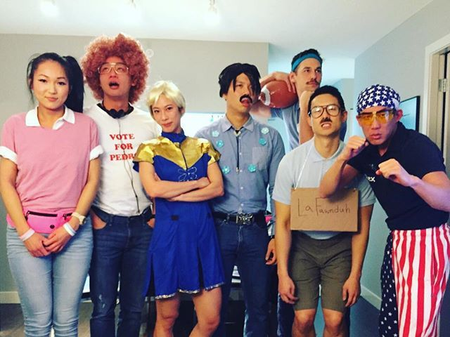 Pin for Later 26 Group Halloween Costume Ideas That Will Win Over Your Entire Office Napoleon Dynamite  sc 1 st  Pinterest & 26 Group Halloween Costume Ideas That Will Win Over Your Entire ...