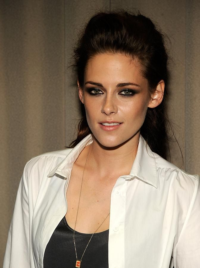 Kristen Stewart at On The Road Screening, New York