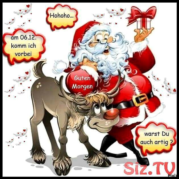 Guten morgen liebe Online-Welt!  Wünsche euch allen einen schönen Nikolaustag!...,  #allen #e... #nikolaustagbilder