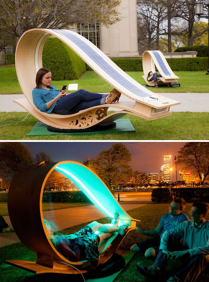 Public Park Benches Part - 36: 50+ Of The Most Creative Benches And Seats Ever