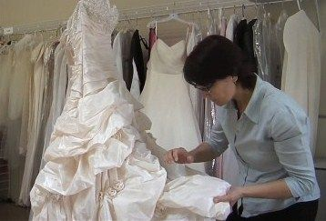 Wedding Dress Cleaning And Preservation.Our Seven Steps For Wedding Dress Cleaning And Preservation Makes Us