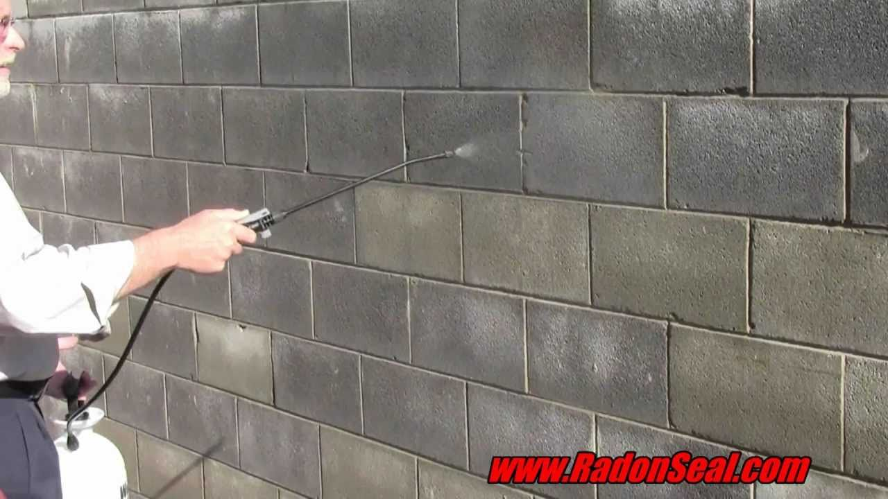 Seal Your Basement or Driveway Permanently Basement