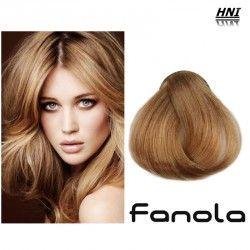 Vopsea de par blond cald super deschis 9.03 Fanola