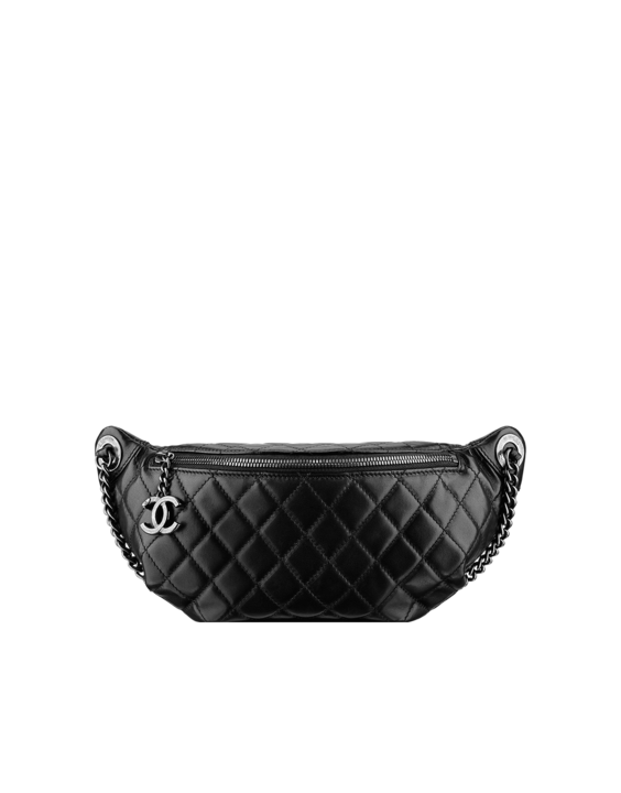 b9fb2922b296 Chanel s fanny pack and I Love it. Stylish and convenient. Slightly to the  side only.
