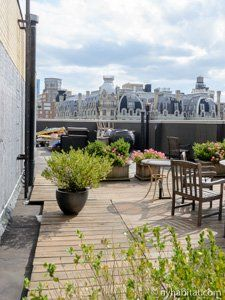 Upper West Side Apartment Rooftop Terrace Upper West Side Apartment Apartment Rooftop Rooftop Terrace