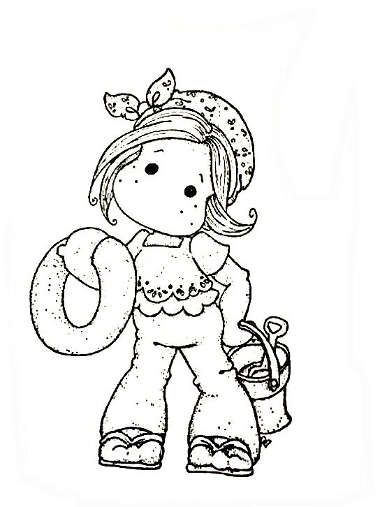 magnolia stamps coloring pages - photo#43