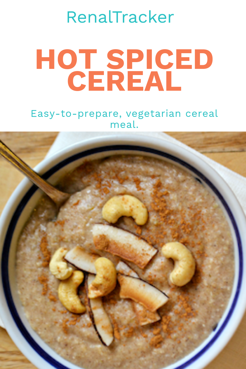 is cinnamon cereal ok for ckd diet