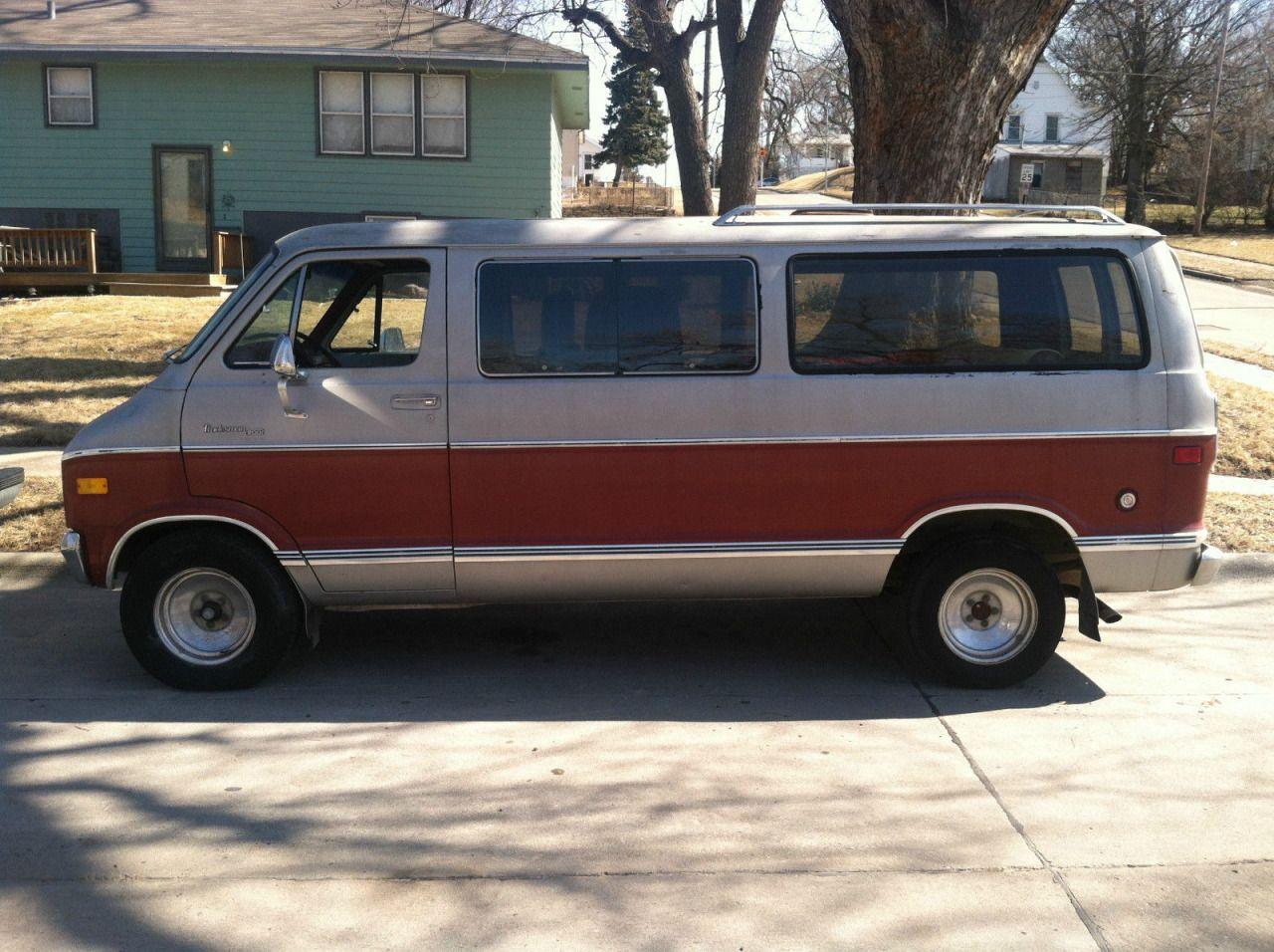 Allamericanclassic Dodge Van Van Dodge