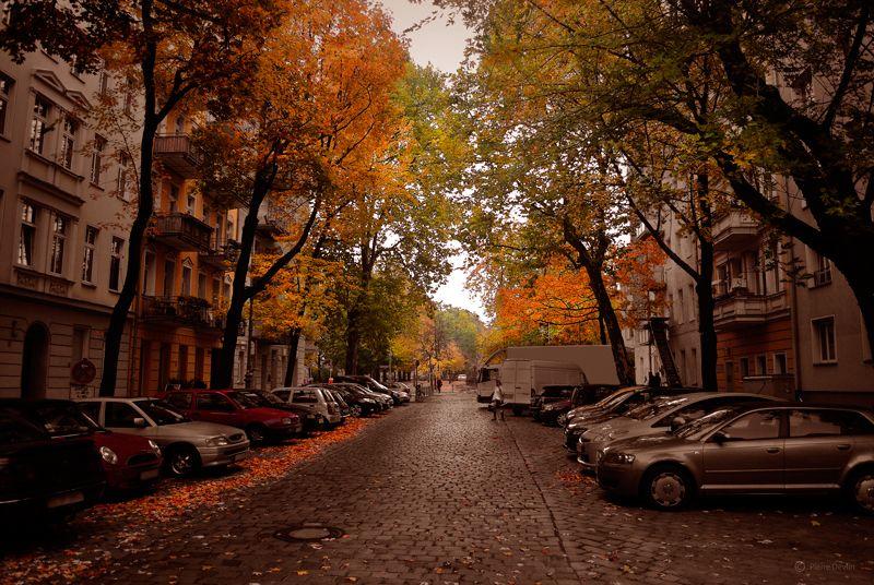 Autumnal Berlin by ~PierreDevlin on deviantART