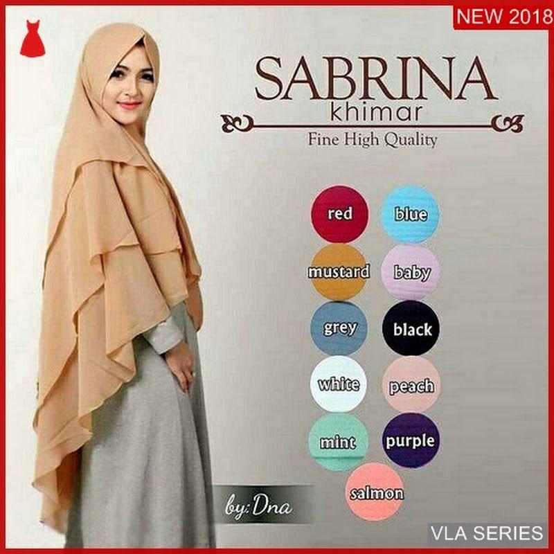 Vla177s58 Model Sabrina Syari Khimar Murah Bmgshop Model Baju