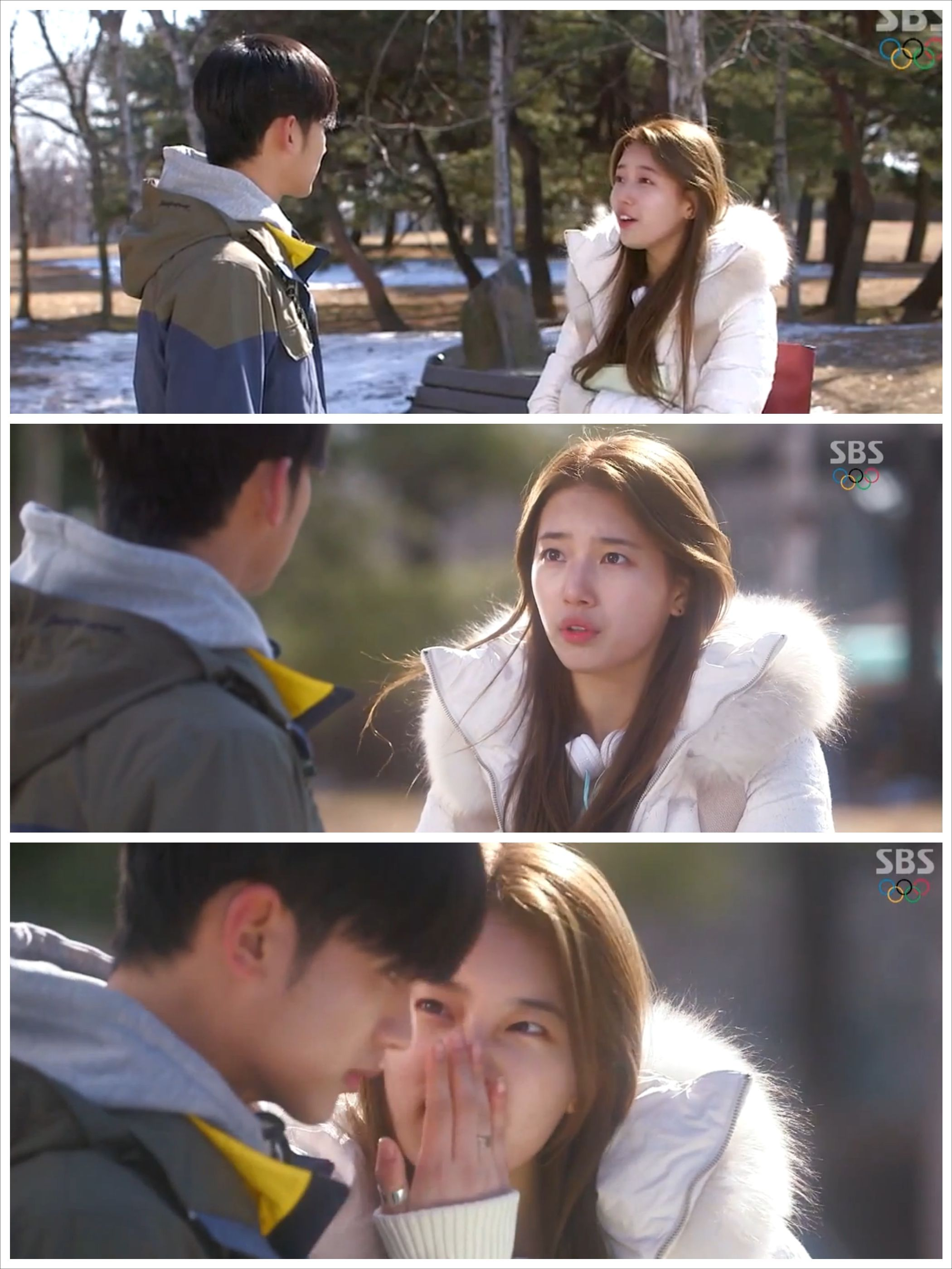 Suzy Flirts With Kim Soo Hyun During Guest Appearance On You Who Came From The Stars More Http Www Kpop Kim Soo Hyun Kim Sohyun My Love From Another Star