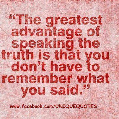Speak Truth..... - Miscellaneous Images & Photos