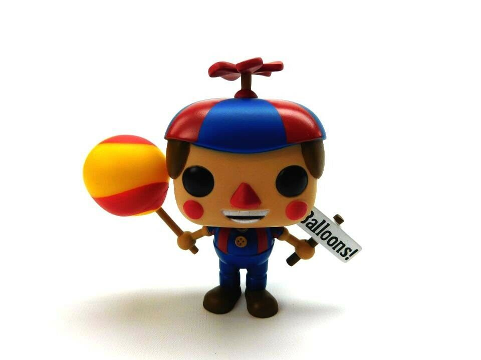 Funko Pop Games Five Nights At Freddys Balloon Boy Exclusive 3