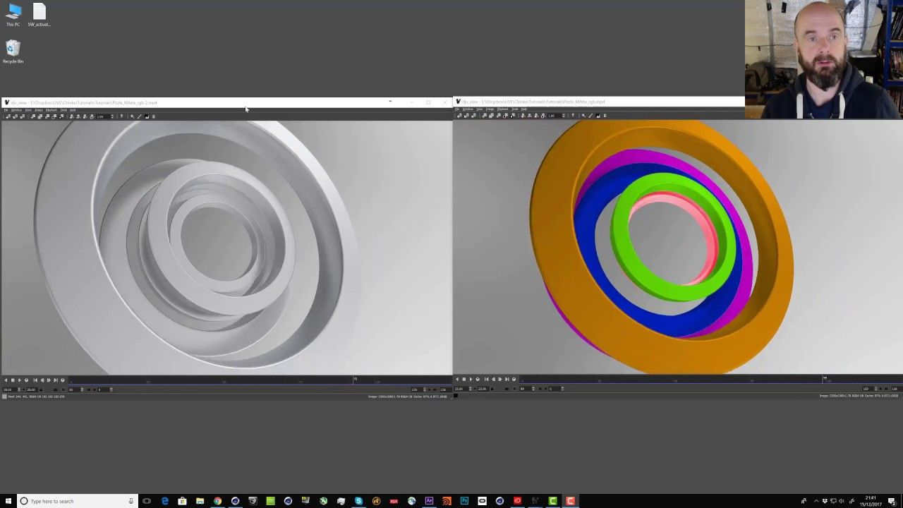 Creating 'Object Buffers' in Redshift for Cinema 4D using