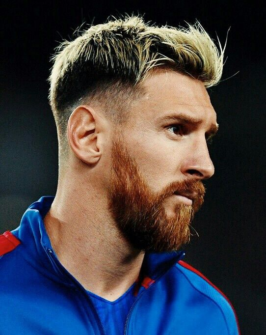 Corte De Messi : corte, messi, Brandon, Leonardo, Azeñas, Corral, Messi, Lionel, Haircut,, Soccer, Player, Hairstyles,, Beard