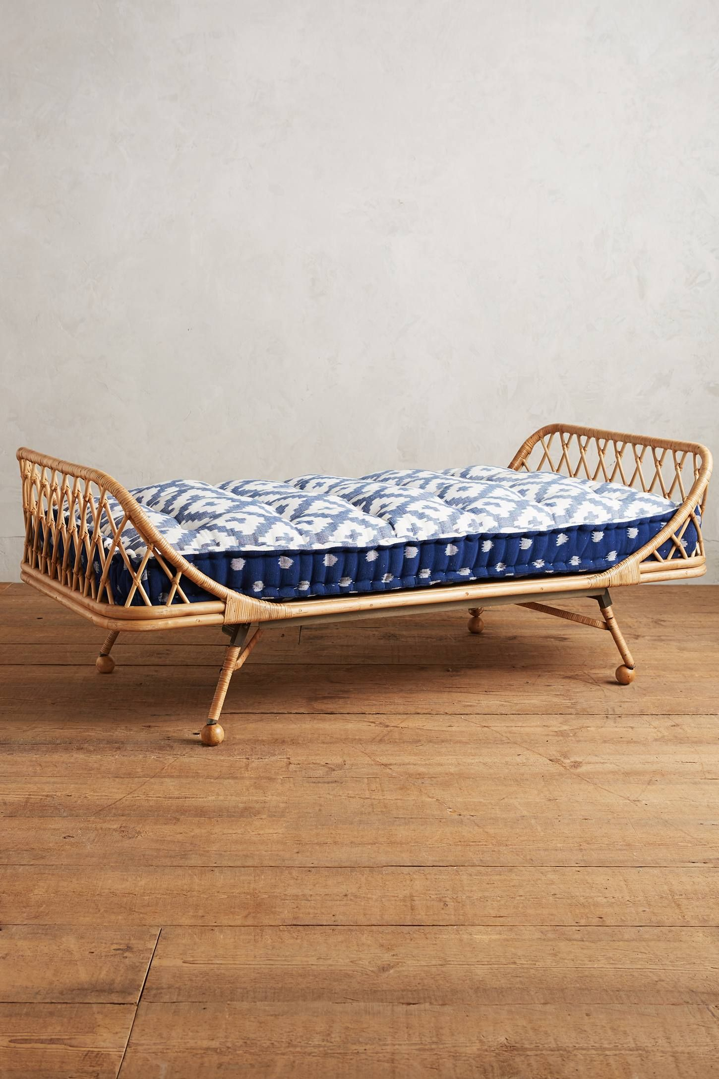 Pari Rattan Daybed   GGK   Pena Play Guest Room   Pinterest   Daybed     Shop the Pari Rattan Daybed and more Anthropologie at Anthropologie today   Read customer reviews  discover product details and more