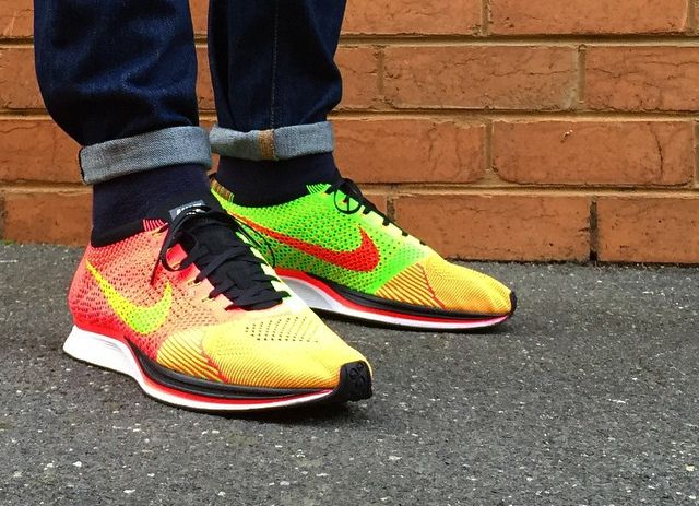 save up to 80% look out for pretty nice Nike Flyknit Racer 'Hyper Punch' | Nike flyknit racer, Nike ...