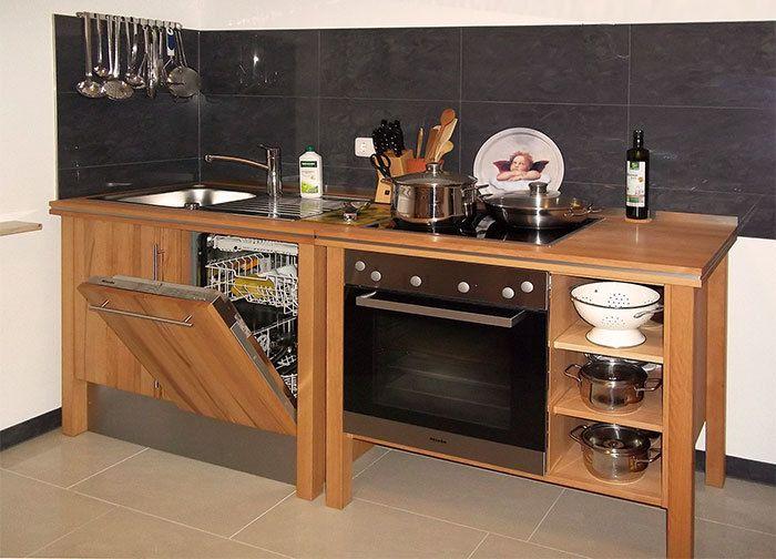 küchenblock vollholz - Google-Suche | küche | Pinterest ... | {Küchenmöbel freistehend ikea 17}