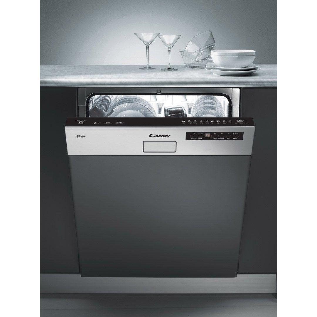 Lave Vaisselle Encastrable L 59 8 Cm Candy Cds2d35x 13 Couverts Lave Vaisselle Encastrable Lave Vaisselle Vaisselle