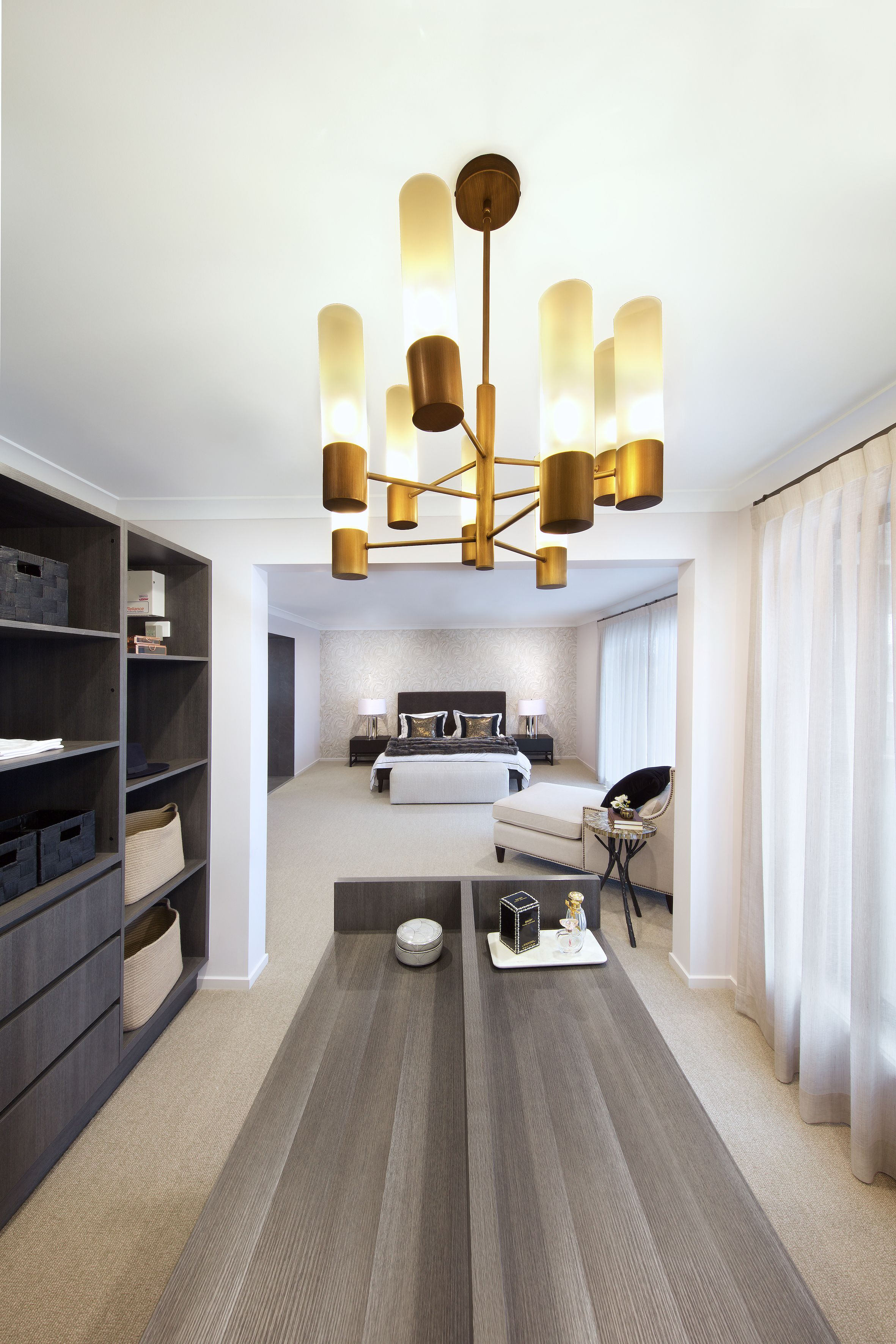 Armadale 41 | Dressing room, Master bedroom and Bedrooms