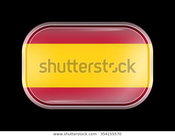 Vietnam Variant Flag Rectangular Shape Rounded Stock Vector Royalty Free 354155570 Flag Stock Vector Vietnam