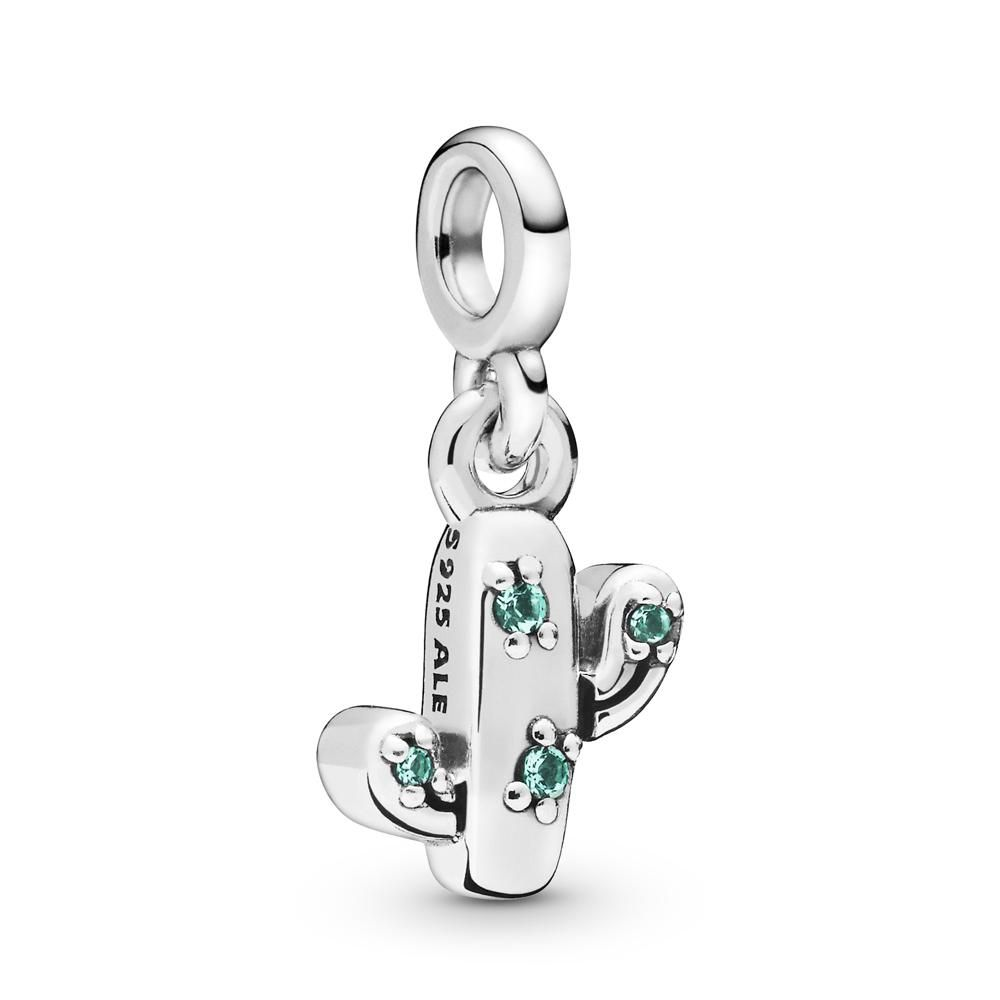 My Lovely Cactus Dangle Charm Silver In 2021 Pandora Bracelet Charms Dangle Charms Charm Jewelry