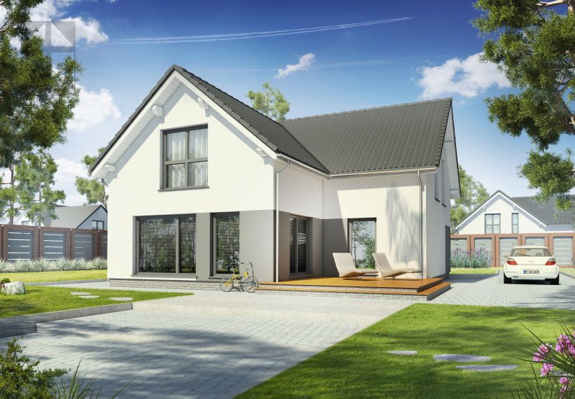 Point 178 Einfamilienhaus kaufen, Schlüsselfertige