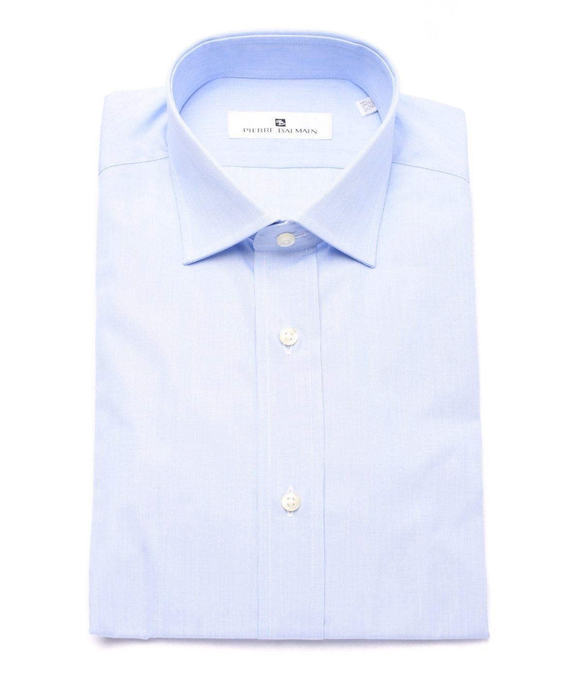 Fitted long sleeve dress shirts