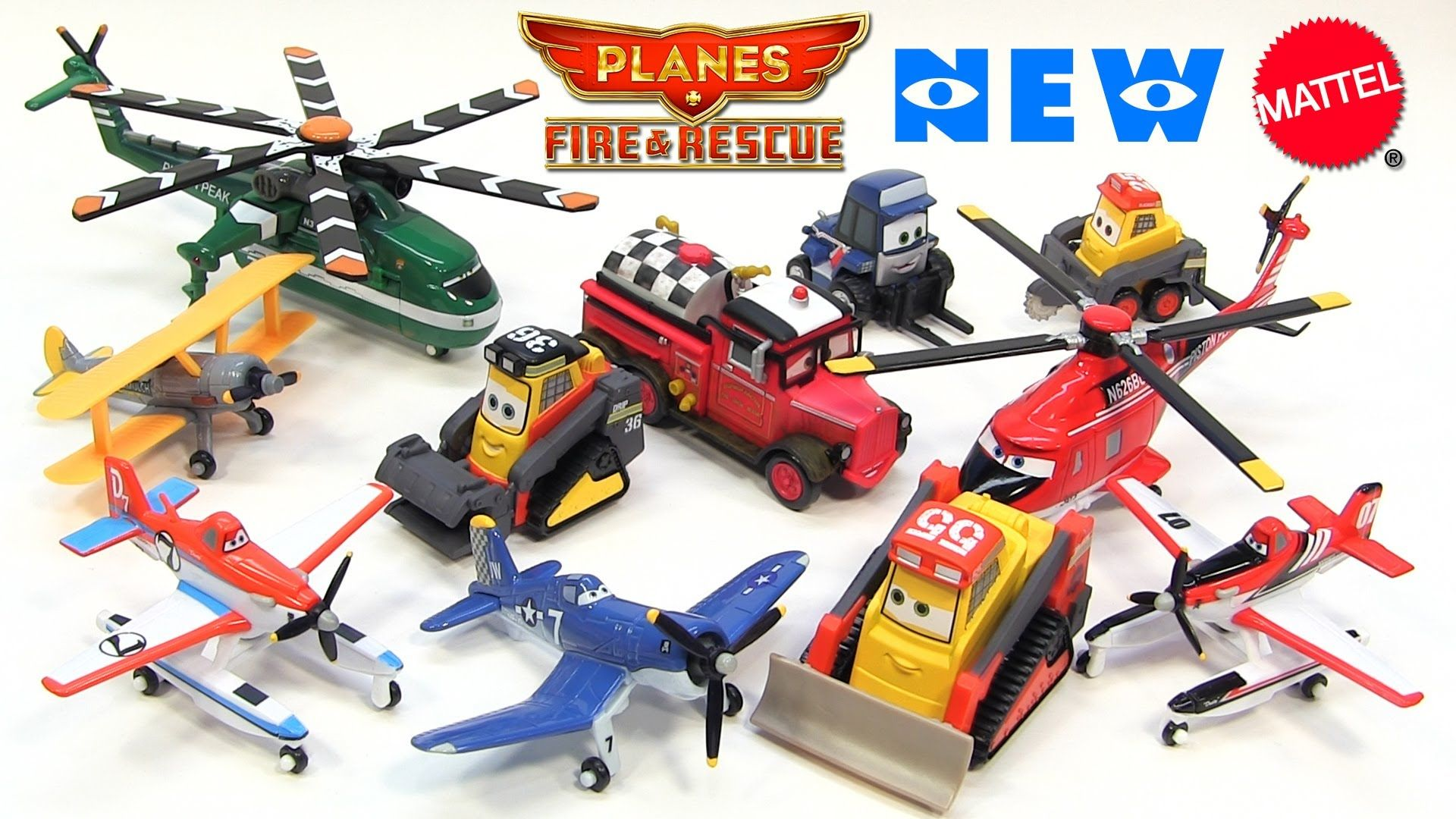 Planes 2 Fire and Rescue review   Planes
