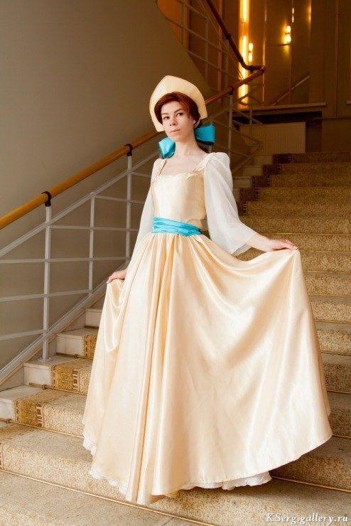 Anastasia Of Costume Dress AnastasiaGold Inspire Halloween dCoQWrxBeE