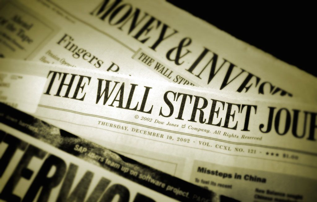 Wall Street Journal's Futile Quest to Discredit Bitcoin ...