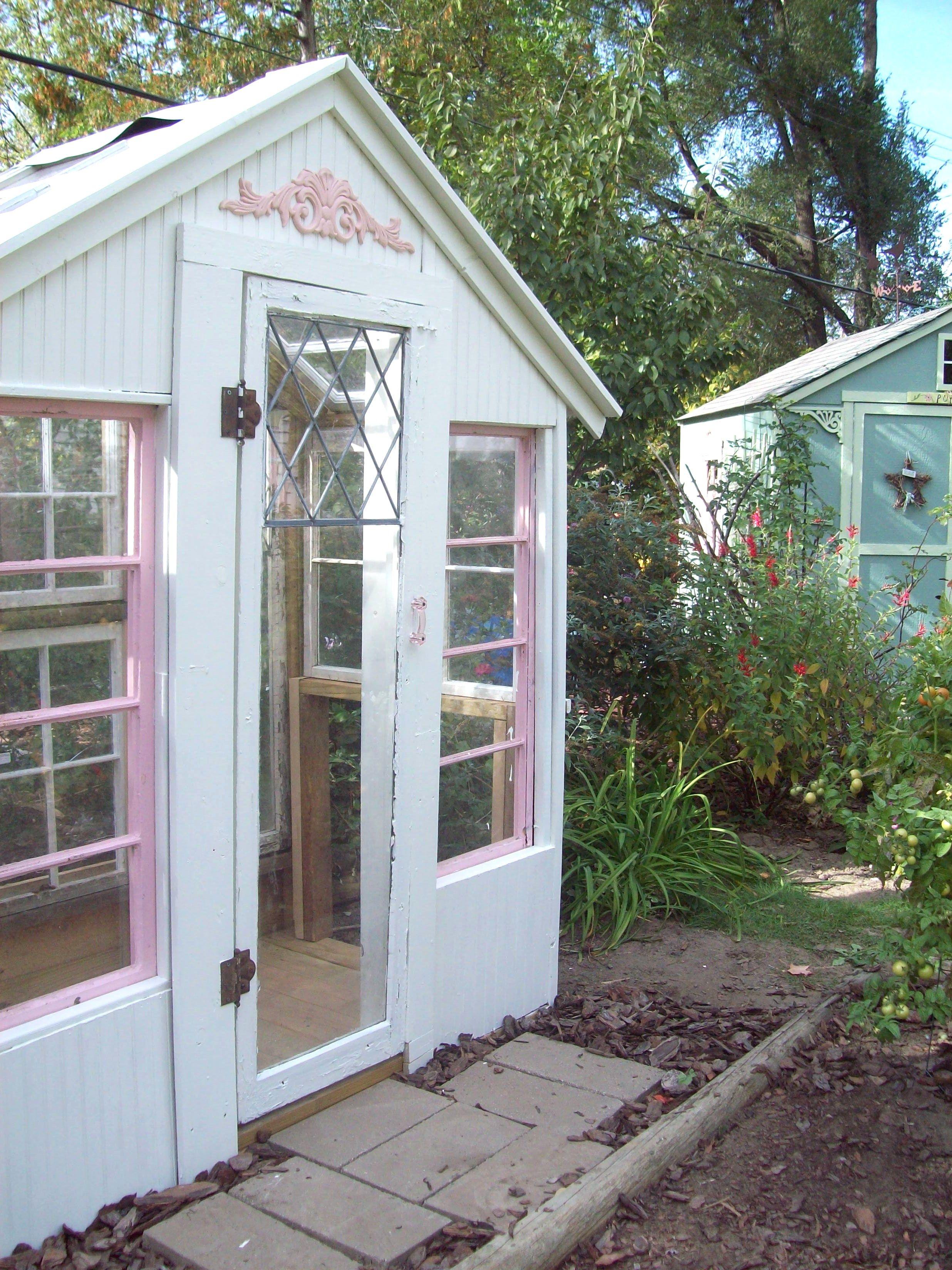 Cottage Garden Shed Potting Shed Green House