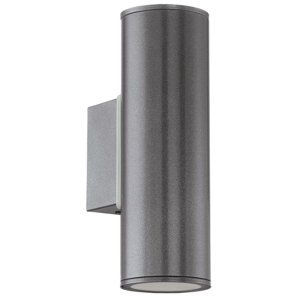 Wall mounted lights the eglo riga exterior up and down wall wall mounted lights the eglo riga exterior up and down wall light is a modern mozeypictures Images