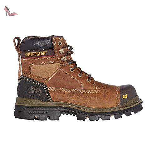 Bottes de s/écurit/é Homme CAT Footwear Gravel 6 S3 Noir Black 40 EU