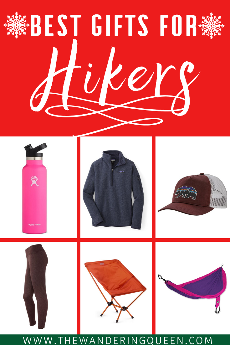 30 Best Gifts For Hikers