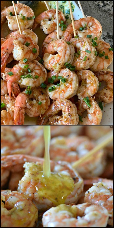 Chipotle Honey Lime Shrimp Recipe Appetizer recipes