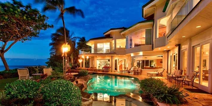 Sunset Beach Is An Extraordinarily Luxury Vacation Home On The North Shore Of Oahu Hawaii