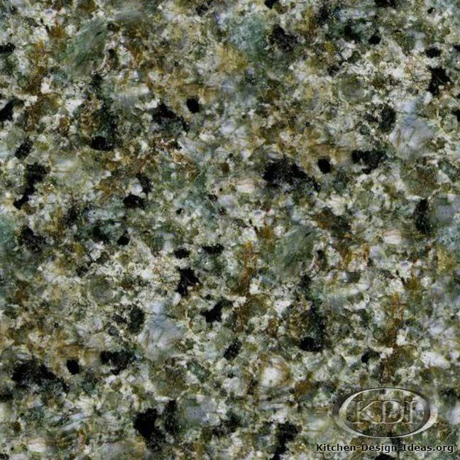 New Tunas Green Granite Kitchen