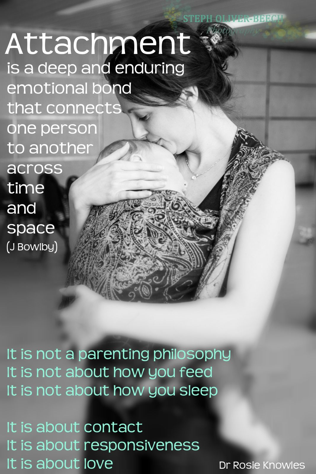 Attachment Babies And Carrying Huffington Post Attachment Parenting Quotes Conscious Parenting Parenting Quotes