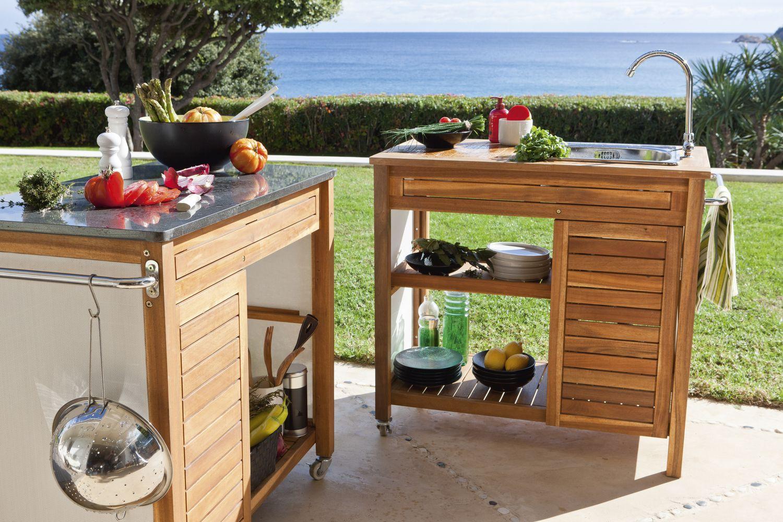 Cuisine exterieur cuisines exterieures pinterest for Decoration pour jardin exterieur 3 decoration cuisine nordique