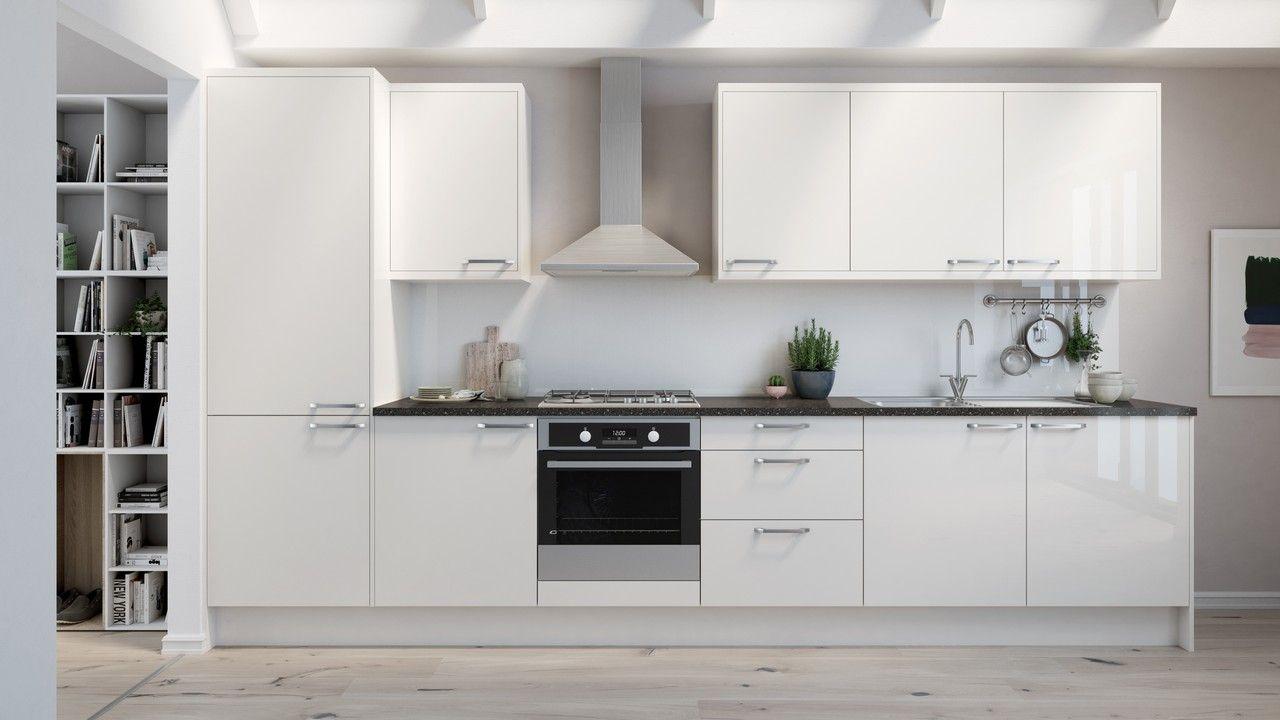 Berühmt Italienische Küchenschränke New York Galerie - Küche Set ...