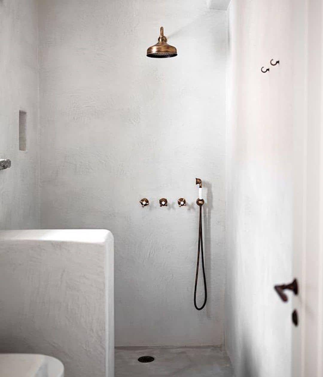 bathroom tile ideas  concrete shower bathroom floor