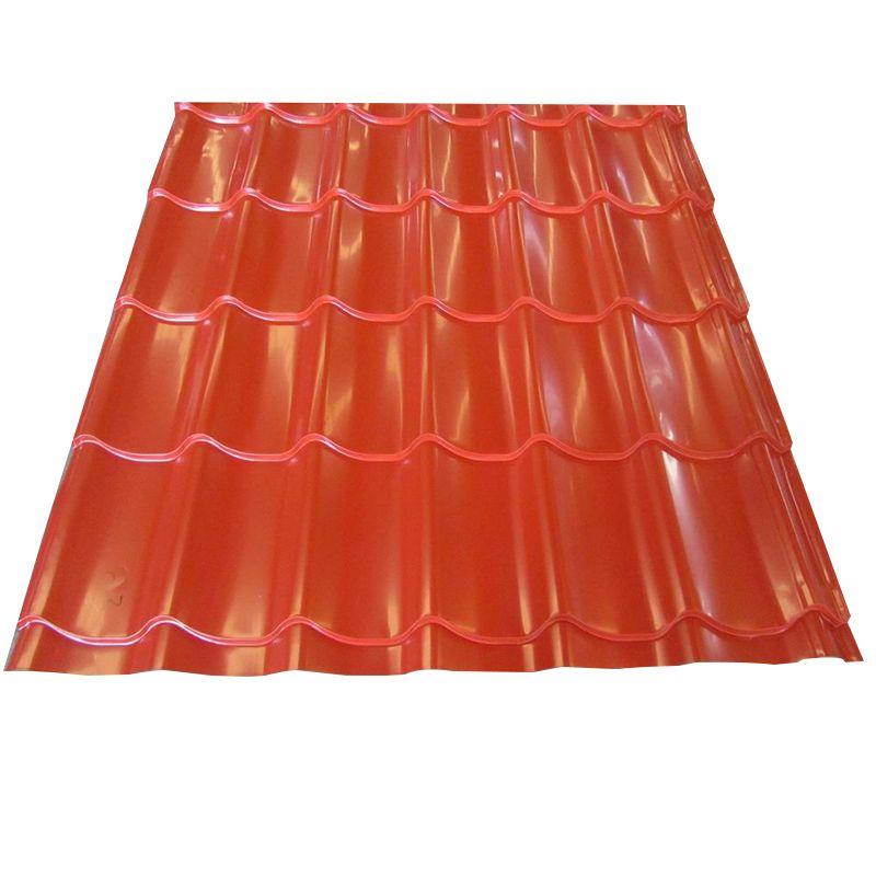 Prepainted Galvanized Corrugated Steel Roof Sheet Plate Steel Roofing Sheets Roofing Sheets Steel Roofing
