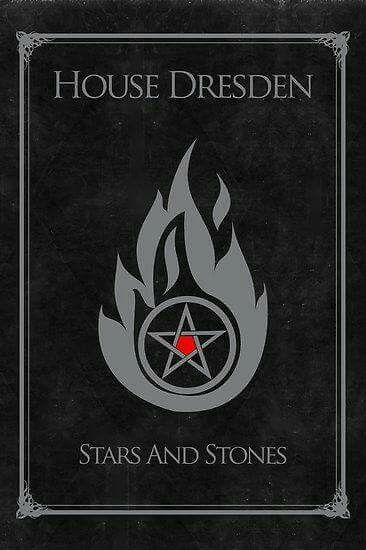 Pin By James C On N E R D Dresden Files Dresden Stone