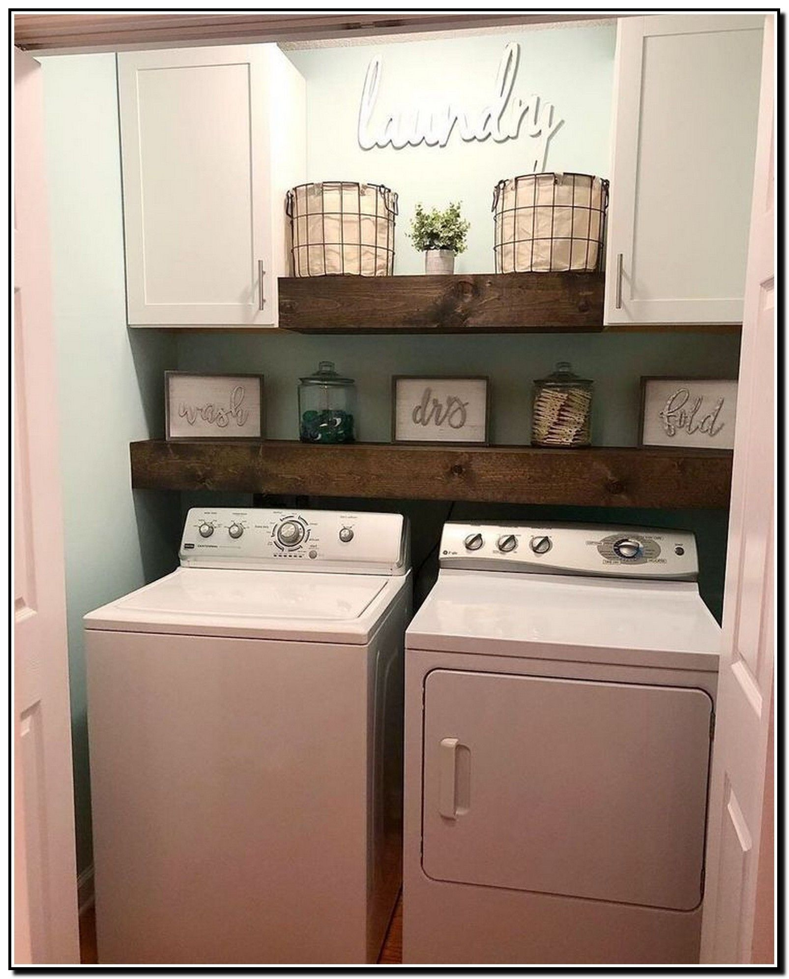 Laundry Rooms Ideas Small Spaces   Ecsac