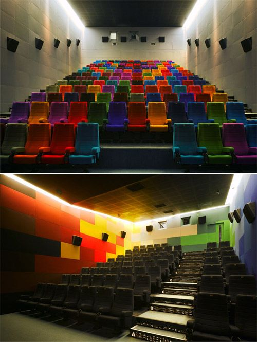 The Light House Cinema Smithfield In Dublin (с