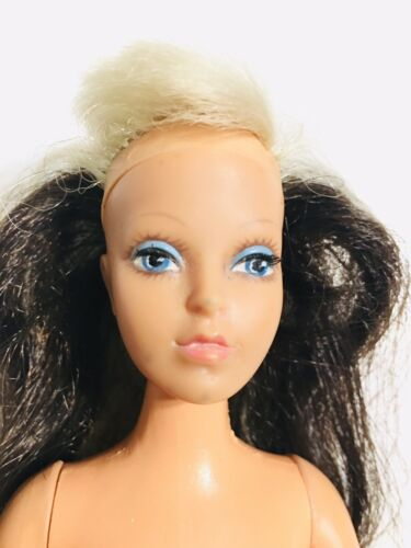 Tlc Needs Love Vintage Tuesday Taylor Doll Blonde To Brunette Head Hair Turns Head Hair Brunette Blonde