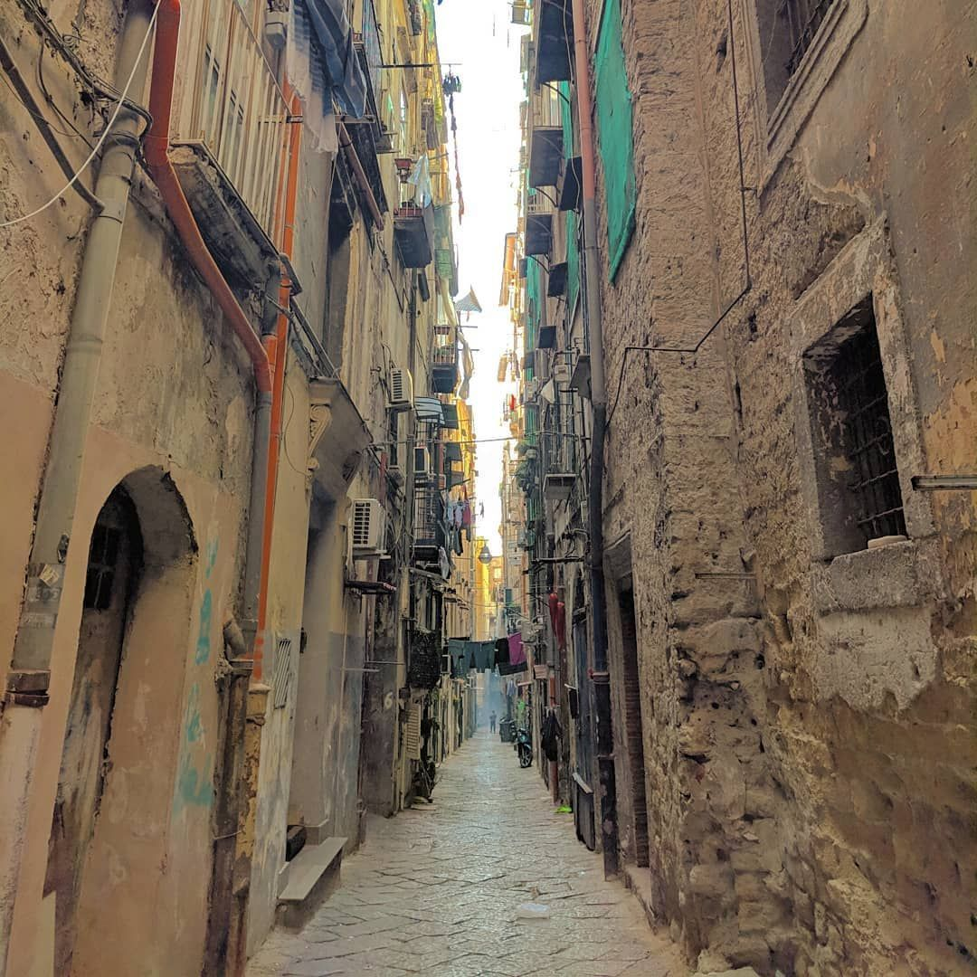 This is how #Naples center look like.  Just be careful walking along these narrow streets, most of all from all these balconies over your… #narrowbalcony This is how #Naples center look like.  Just be careful walking along these narrow streets, most of all from all these balconies over your… #narrowbalcony This is how #Naples center look like.  Just be careful walking along these narrow streets, most of all from all these balconies over your… #narrowbalcony This is how #Naples center look #narrowbalcony