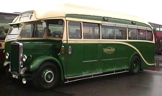 Maidstone & District - Leyland Titan DKT16