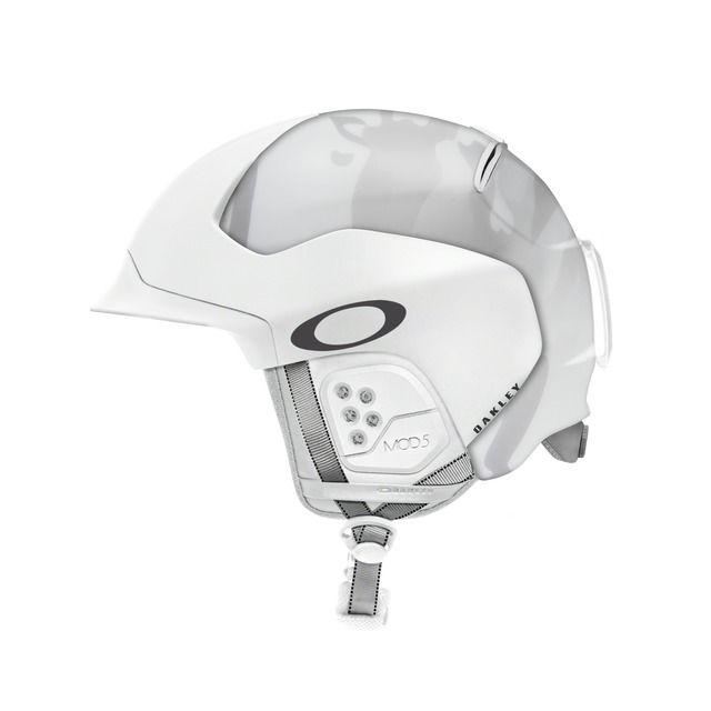 b8fafc70ee Oakley Oakley MOD5 Factory Pilot Snow Helmet in MATTE ALPINE CAMO ...